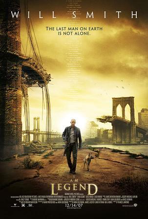 I Am Legend PHOTO: 2007 – Warner Bros. Entertainment